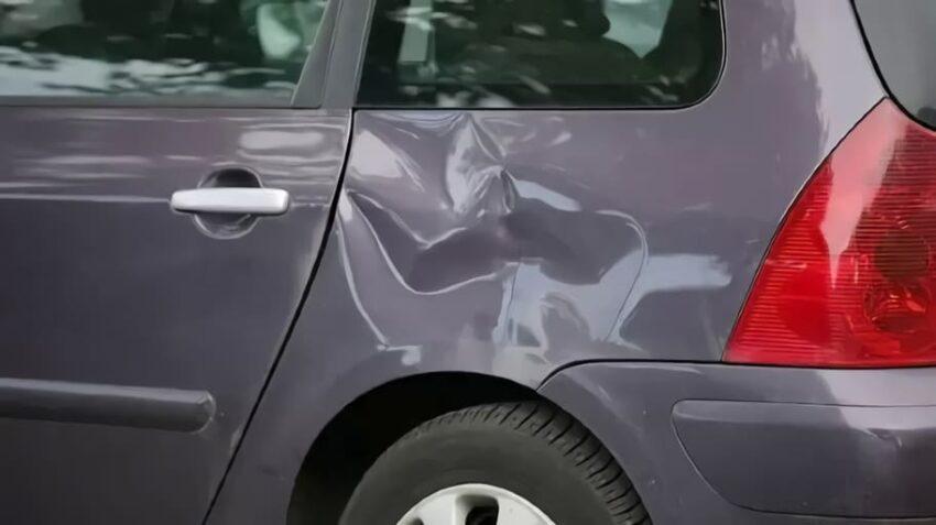 Ta bort bilbucklor